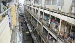 TP.HCM: Khẩn trương di dời dân ở 15 chung cư hư hỏng nặng