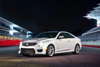 Xế sang Cadillac ATS-V Coupe tăng giá bán trước khi bị khai tử