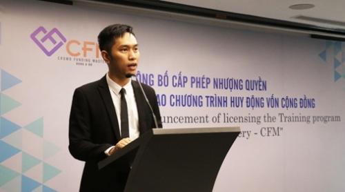 CFM công bố nhượng quyền huy động vốn cộng đồng
