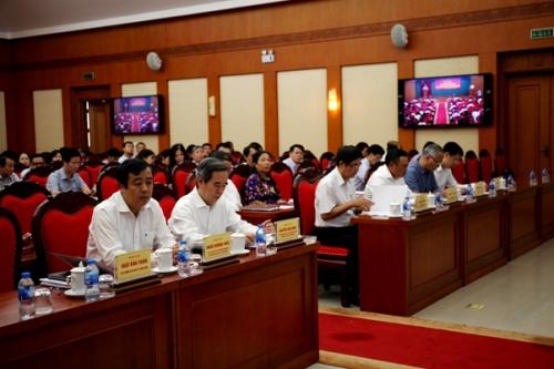 Ban Kinh tế Trung ương tổ chức Hội nghị sơ kết công tác 6 tháng