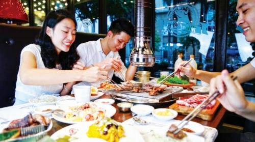 DN Hàn khai thác mọi mặt thị trường Việt
