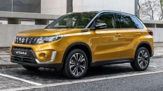 Suzuki Vitara được nâng cấp 'nhẹ'