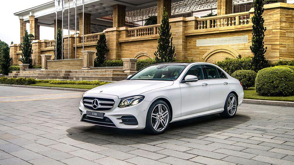 Mercedes-Benz E-Class 2019 có giá từ 2,13 tỷ đồng