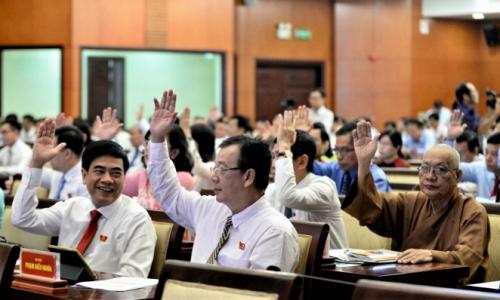 TP.HCM: Cử tri lo lắng nạn đòi nợ thuê