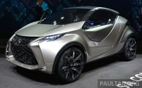 Lexus dự kiến sẽ ra mắt bản Concept xe điện tại Tokyo Motor Show