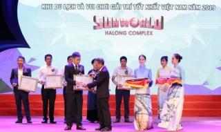 Top 5 khu du lịch và vui chơi giải trí tốt nhất Việt Nam gọi tên Sun World Halong Complex