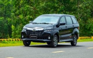Toyota Avanza 2019 chốt giá chính thức từ 544 triệu đồng
