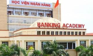 Các trường ngân hàng công bố điểm sàn tuyển sinh chính quy 2019