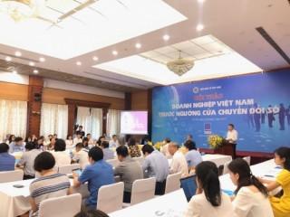 Doanh nghiệp Việt chỉ mới nhập cuộc với chuyển đổi số