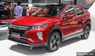 Mitsubishi ra mắt mẫu mới Eclipse Cross