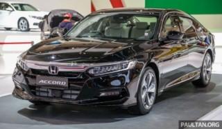 Honda Accord 2019 có gì mới?