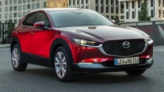 Mazda CX-30 sắp ra mắt thị trường Đông Nam Á