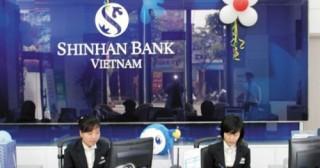 Shinhan Bank Việt Nam thay đổi mức vốn điều lệ và địa chỉ đặt trụ sở chính