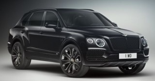 Bentley sẽ không có thêm mẫu SUV nào khác ngoài Bentayga