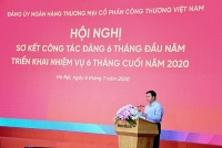 Đảng bộ VietinBank sơ kết công tác 6 tháng đầu năm 2020