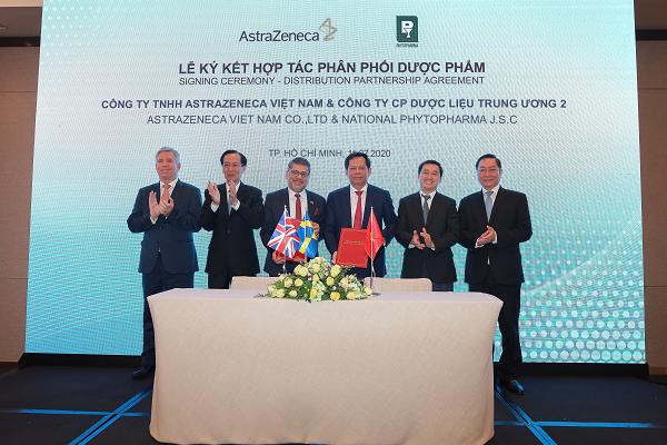 AstraZeneca mở rộng hoạt động tại Việt Nam