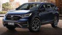 Honda CR-V 2021 giá từ 1,05 tỷ đồng có gì?