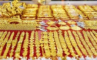 Đứt gãy mối liên kết  vàng - đô