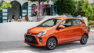 Toyota Wigo 2020 có giá từ 352 triệu đồng