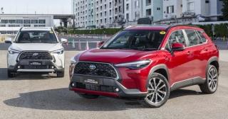 Toyota Corolla Cross có giá dự kiến từ 770 triệu đồng