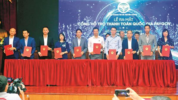 Ra mắt Cổng PayGov: Thúc đẩy phát triển kinh tế số tại Việt Nam