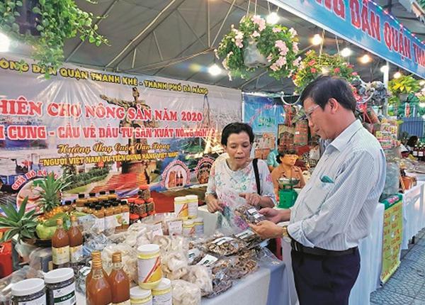 Doanh nghiệp thực phẩm: Tận dụng cơ hội sân nhà