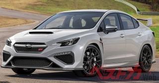 Subaru WRX 2022 sắp ra mắt có gì mới?