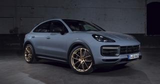 Porsche Cayenne Turbo GT được chào bán với giá hơn 12 tỷ đồng