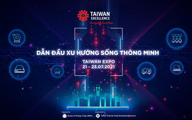 sap dien ra trien lam 3d truc tuyen taiwan expo 2021