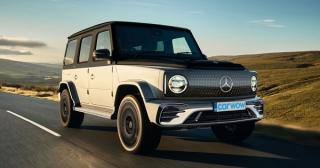 Mercedes-Benz G-Class có thể sẽ được điện hóa