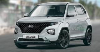 Hyundai Casper - SUV siêu tí hon giá rẻ