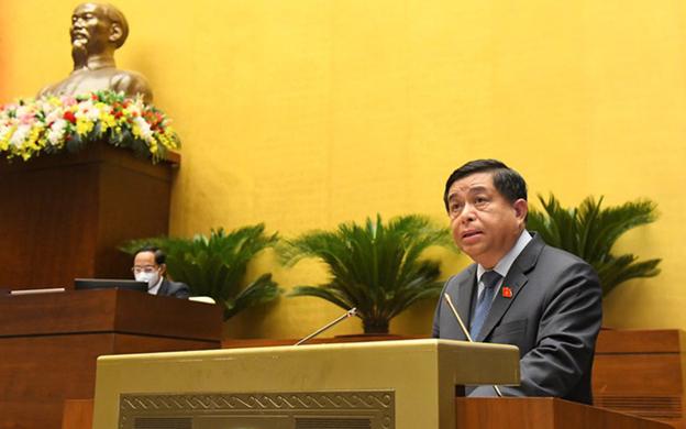 von ngan sach cho dau tu cong trung han giai doan 2021 2025 tang 143 lan so voi 2016 2020