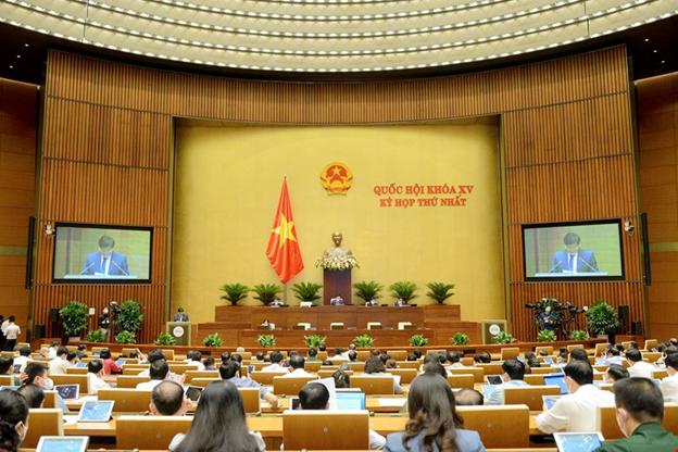 Chính phủ trình Quốc hội các giải pháp tăng cường phòng chống COVID-19