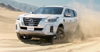 Nissan Terra mới có thể sẽ cập bến Việt Nam vào cuối năm