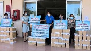 Nestlé Việt Nam sát cánh cùng miền Nam phòng, chống dịch Covid-19