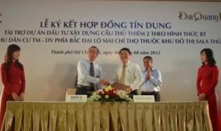 BIDV tài trợ tín dụng cho Đại Quang Minh