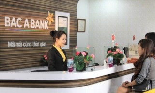 BAC A BANK được sửa vốn điều lệ trong giấy phép hoạt động