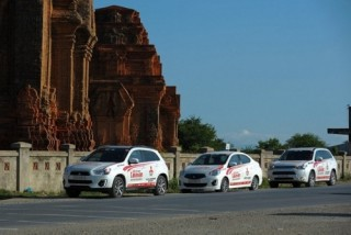 Mitsubishi Caravan - thách thức hiệu quả sử dụng nhiên liệu
