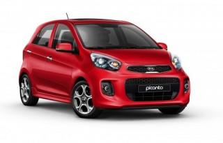 Kia ra mắt mẫu Picanto phiên bản cao cấp tại thị trường Úc