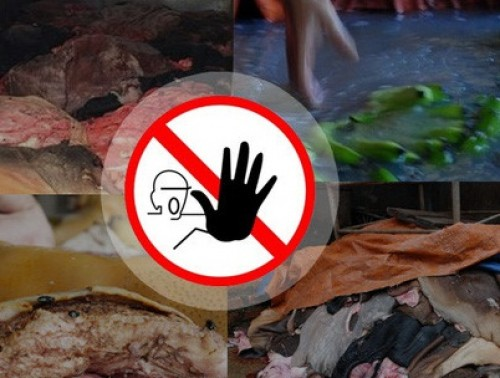 Xây chuỗi liên kết để chống thực phẩm bẩn