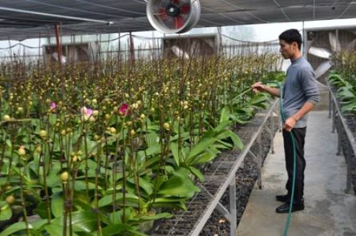 Để đẩy mạnh KHCN trong nông nghiệp
