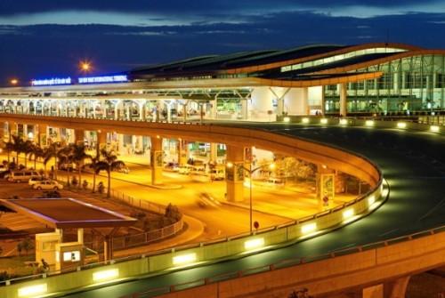 Nâng công suất Cảng hàng không quốc tế Tân Sơn Nhất