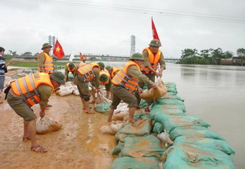 Tập trung khắc phục hậu quả mưa lũ vừa qua