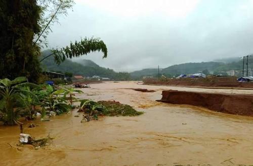 BIDV: Dành 1,6 tỷ đồng hỗ trợ 3 tỉnh miền núi phía Bắc chịu thiệt hại lũ lụt