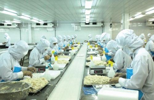 Rộng đường xuất khẩu thực phẩm chế biến