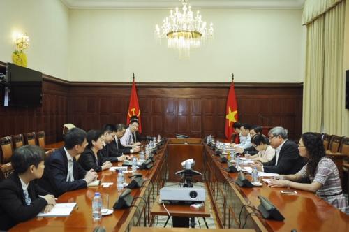 NHNN đánh giá cao kết quả hoạt động của Bank of Communications tại Việt Nam