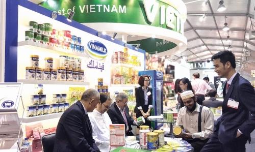 Nâng chất lượng hội chợ tại nước ngoài