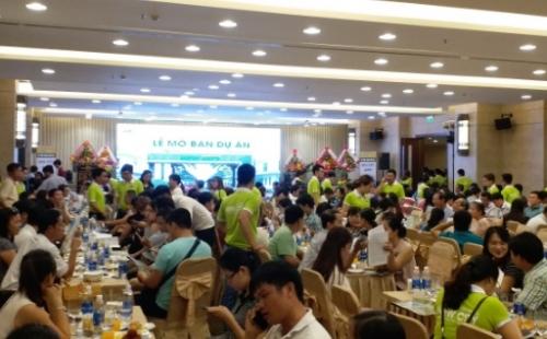 100% số lô giai đoạn 1 New Da Nang City được bán hết