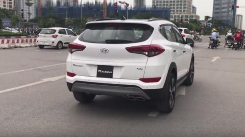 Lộ diện Hyundai Tucson mới với giá bán dự kiến từ 980 triệu đồng