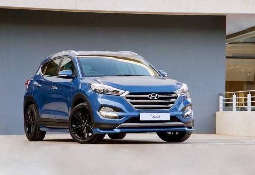 Hyundai tiết lộ kế hoạch cho Tucson, Creta và SantaFe